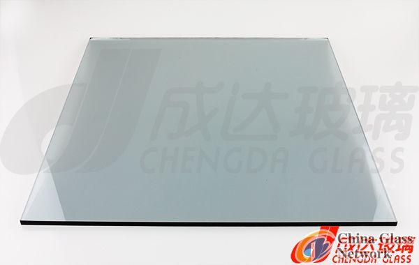 Crystal Grey Glass