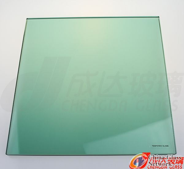 12mm Green Glass