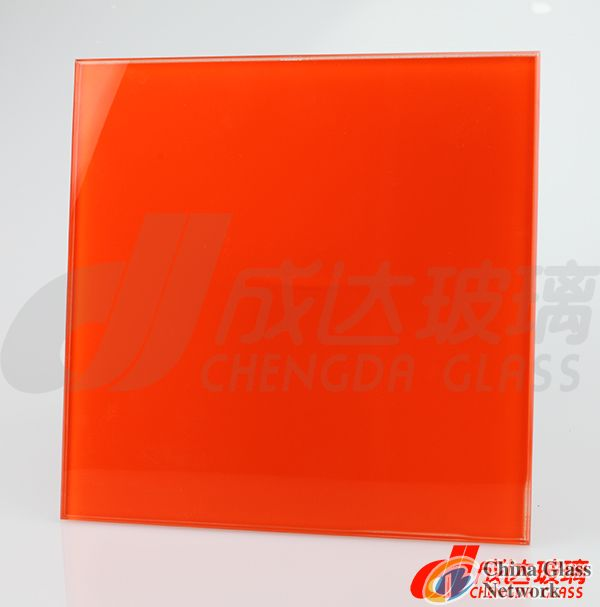 Silk-screen Printed Glass
