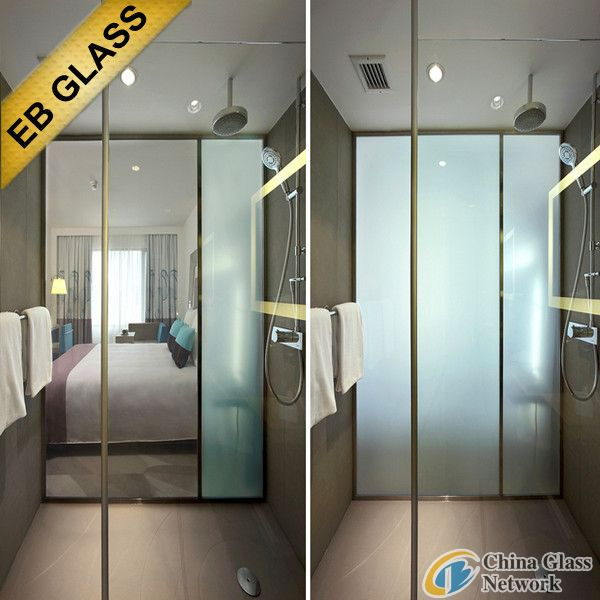 smart glass/switchable glass/intelligent glass/electrical privacy glass