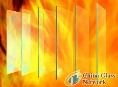 fire proof glass for door and windows