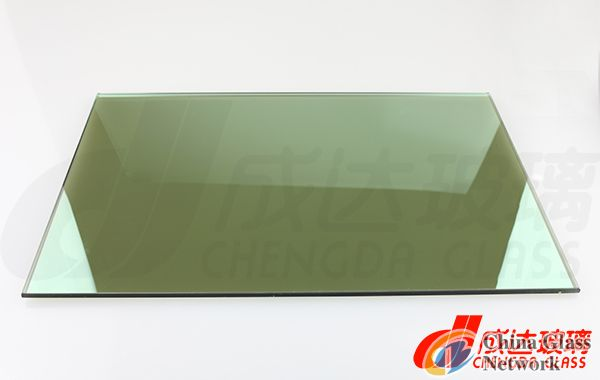 F-green Reflective Glass