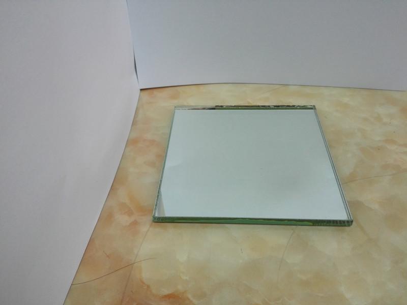 Clear Silver Mirror