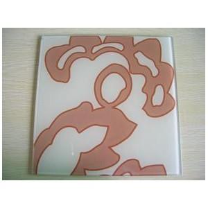 Serigraph Glass