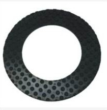 Rubber gasket for glass machine