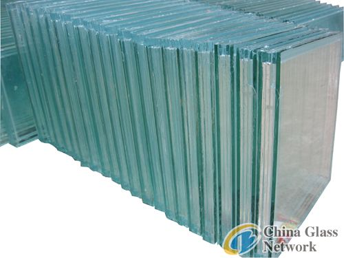 5mm-40mm Fire-rated Glass