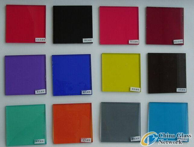 3mm-19mm Silkscreen-printed Glass
