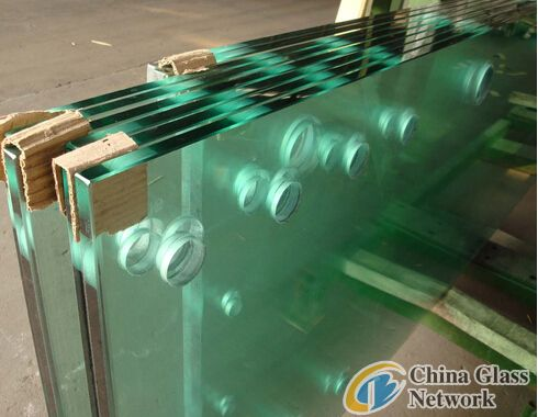 Tinted or clear Toughened Glass