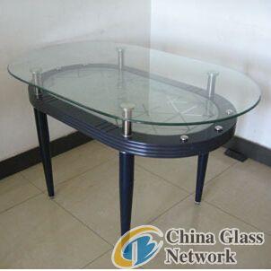 Furniture tempered glass