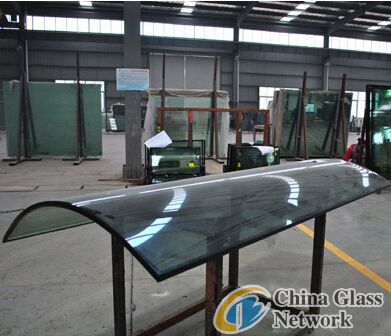 Curved Insulated Glass
