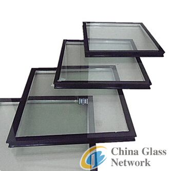 Clear H.S. Insulated glass