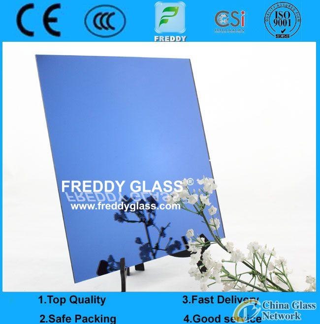 1.5-2mm Dark Blue Colored Mirror/Art Mirror/Decorative Mirror/Bathroom Mirrors/Wall Mirrors