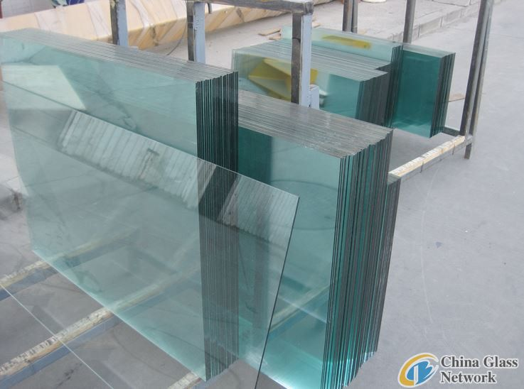 3-25mm Float Glass for Building Projectr