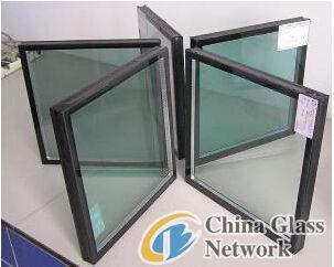 6mm+6A/9A/12A/15A/19A+6mm Insulated Glass