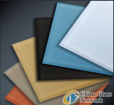 3mm-19mm Silkscreen-printing Glass