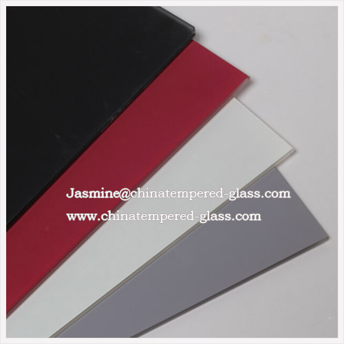 Silk Screen Printing Tempered Glass Splashback