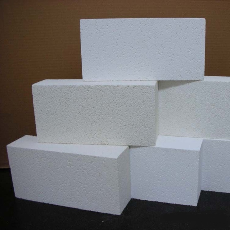 refractory ceramic insulation brick for Glass Furnace miantanace