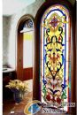 stained glass panels,leadlight