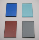 clear float glass, tinted float glass