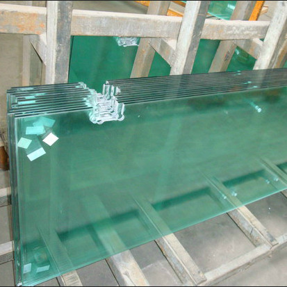 3-19mm Tempered Glass /Toughened Glass for bathroom,shower glass