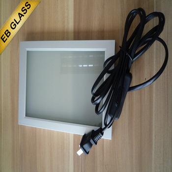 EB GLASS Brand China smart glass/China pdlc glass/China intelligent glass/China switchable glass