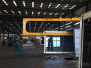 U Shape Container Lifting Crane