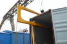 Container U Shape Lifting Arm