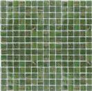 Metalic Glass Mosaic Tiles