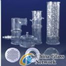 Glass Column Component