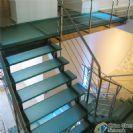 Anti-slip glass Kaho Factory