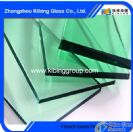 F Green glass/French green float glass