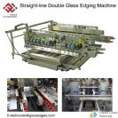 Straight-line Double Edger Glass Edging Machines