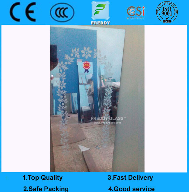 1.5 mm dressing mirror