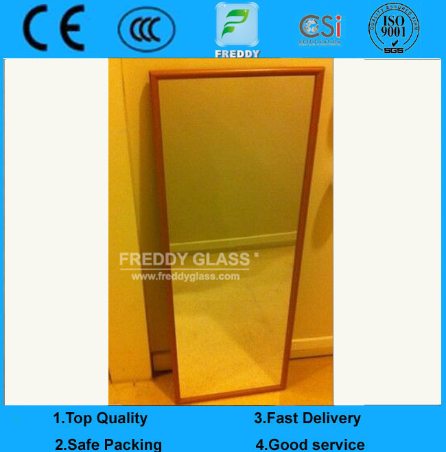 2mm Full Length Dressing Mirror with CE/ISO Certificate