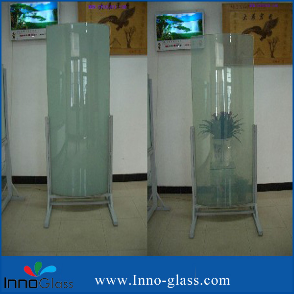 Non-Adhesive PDLC Film for Laminated Glass