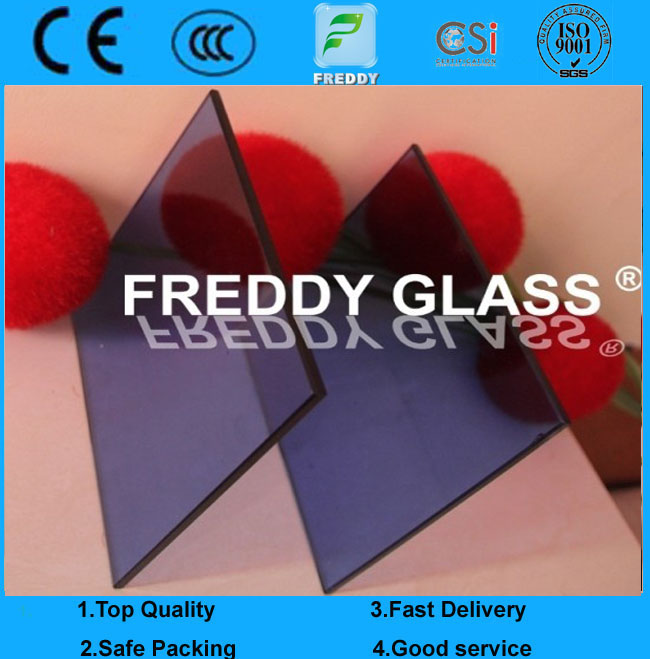Ford Blue/Grey/Gray reflective glass