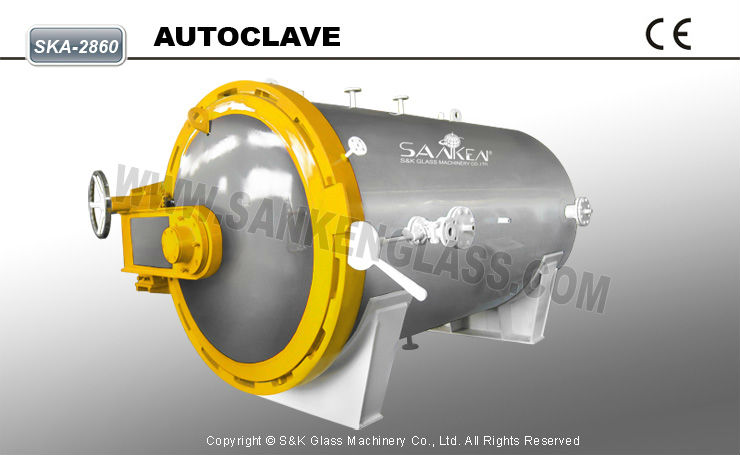 Glass Autoclave High Pressure Autoclave