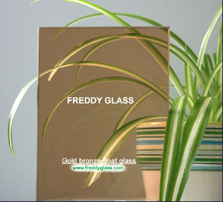 12mm Bronze Tinted Glass