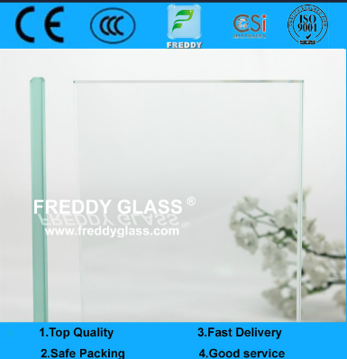 8mm Clear Float Building Glass