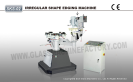 Glass Edge Round Polishing Machine Shape Edging Machine