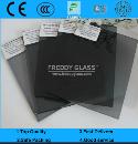 5mm Dark Grey Tinted Glass