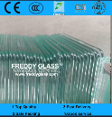 2.7mm-19mm Toughened Glass/ Tempered Glass