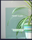 4mm French Green Float Glass/Colored Glass/Colored Float Glass