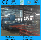 Clear/Milky/Aqualite/Toughened/Bullet Proof Laminated Glass with Csi