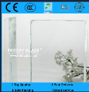 15mm Ultra Clear Glass/Super Clear Glass/Low Iron Glass with High Transmission