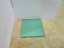 tinted silver mirror-green