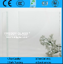 3.2-19mm High Quality Low Iron/Ultra Clear Float Glass