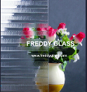 High Quality Clear American Patterned Glass
