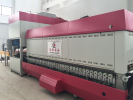 auto side windows glass tempering machine