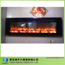 *4mm crystallite glass for fireplace